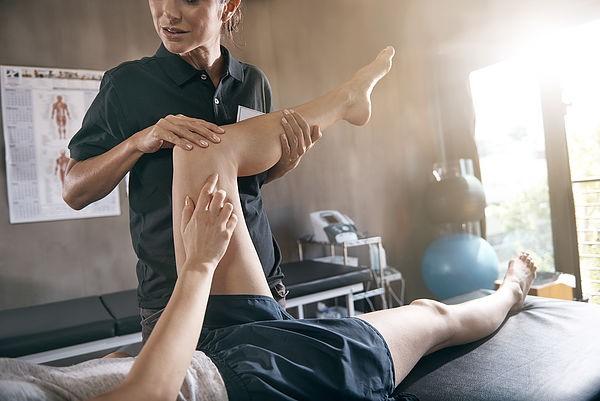 réadaptation physique | différente profession